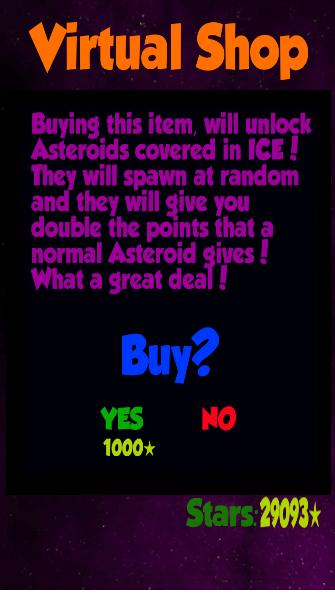 Asterodion - στιγμιότυπο οθόνης