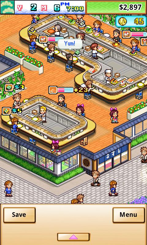 The Sushi Spinnery screenshot #2