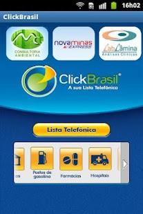 Click Brasil- screenshot thumbnail
