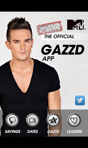 The Official Gazzd App