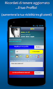 Meet - Chat, Flirt & Incontri- miniatura screenshot