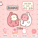 CUKI Theme Pajamas Molang