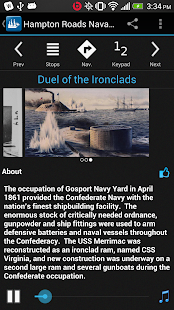 Hampton Roads Naval Museum- screenshot thumbnail
