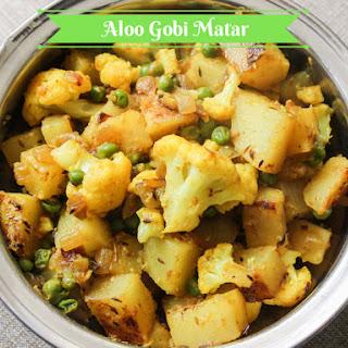 Aloo Gobi Matar & Spice Kit Giveaway!