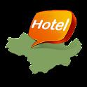 Florence Hotels + logo