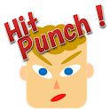 Hit Punch(Stress reduction) icon