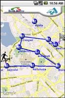 Screenshot of Best Route
