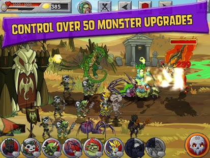 Monster Wars - screenshot