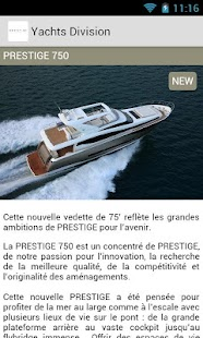 Prestige Yachts Android Apps On Google Play