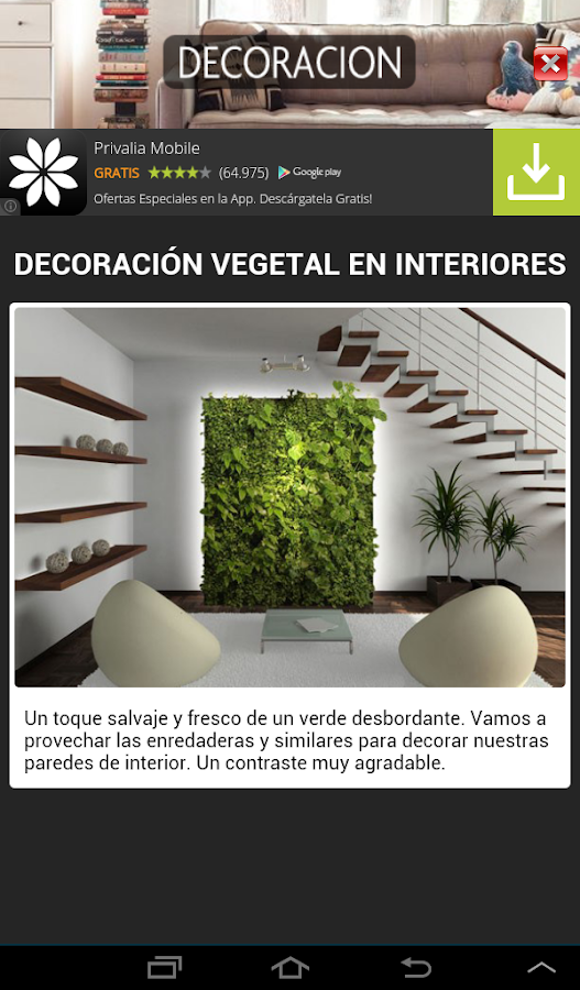 Home Decor Ideas Android Apps On Google Play