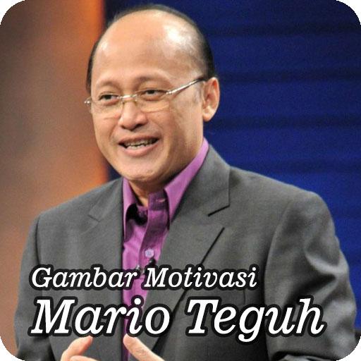 Motivasi Gambar Mario Teguh LOGO-APP點子