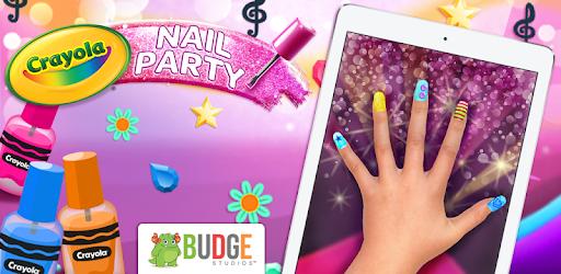 Crayola Nail Party Nail Salon Apps On Google Play