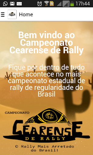 Cearense de Rally