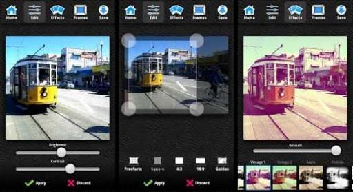 Auto Focus Photo Editor