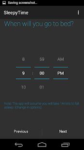 SleepyTime Plus - screenshot thumbnail