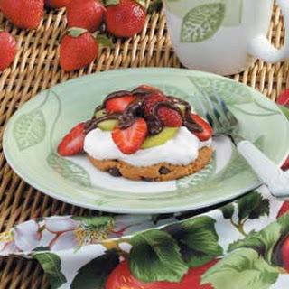 Fruity Cookie Tarts.
