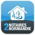 Notaires2Normandie logo