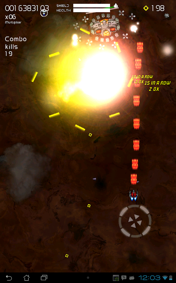 Xelorians Free - Space Shooter - screenshot