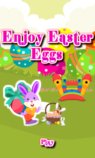 Enjoy Easter Eggs
