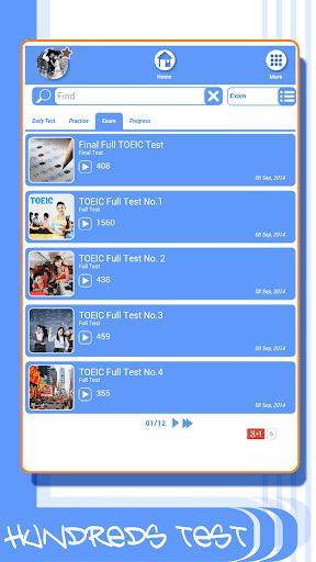 【免費教育App】TOEIC Store-APP點子