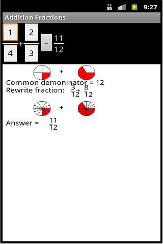 Math Experiments- screenshot
