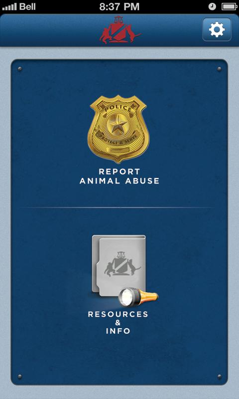 ALDF Crime Tips - screenshot