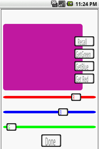 Screenshots for ColorRemedy