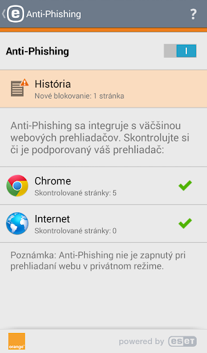 Mobile Security Orange Edition for PC
