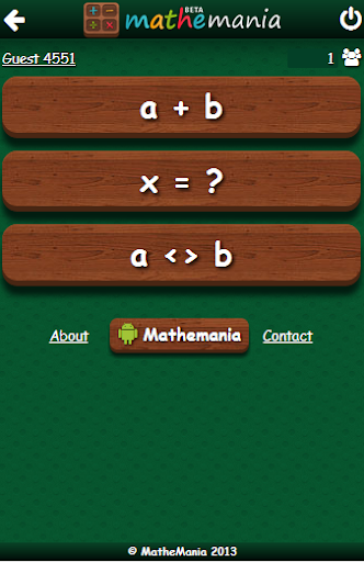 MatheMania