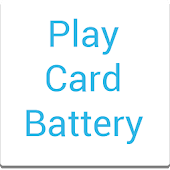Play Card Battery UCCW Widget
