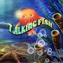 Talking fish icon