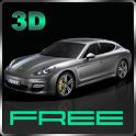 3D Porsche Panamera - FREE icon