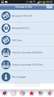 Screenshot of EMT Valencia
