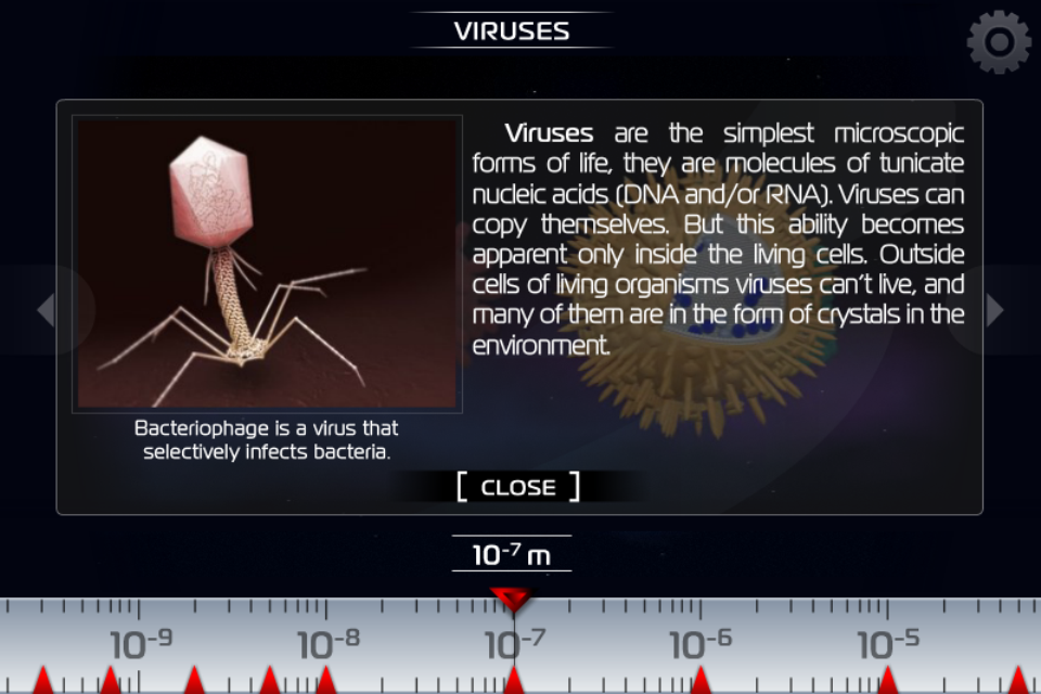 Science - Microcosm 3D- screenshot