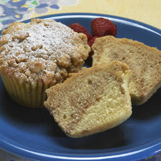 Sinful Cinnamon Crumb Cakes