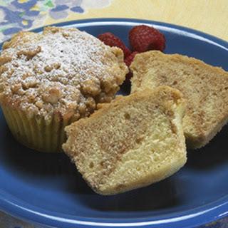 Sinful Cinnamon Crumb Cakes.