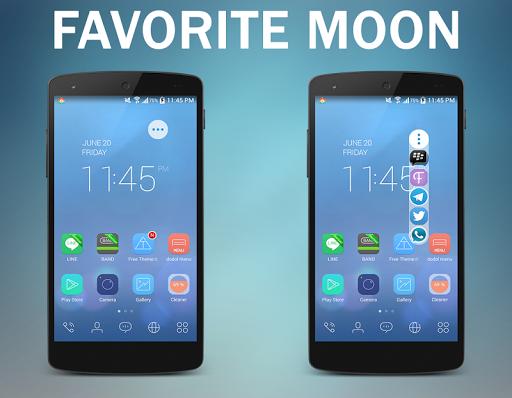 Favorite Moon Lite