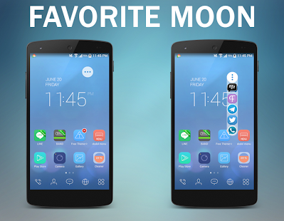 Favorite Moon Lite - screenshot thumbnail