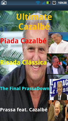 Risada Cazalbé - screenshot