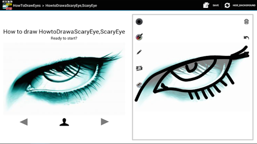 HowToDraw Eyes