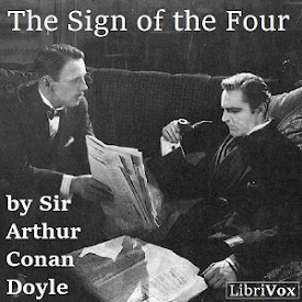 a brief overview of arthur conan doyles book the sign of four The sign of the four is the second sherlock holmes story and the action takes place before those in the short-story collections one of the most interesting short novels by sir arthur conan doyle, holmes and watson must solve a complex case involving mystery, murder, and a man with a wooden leg.