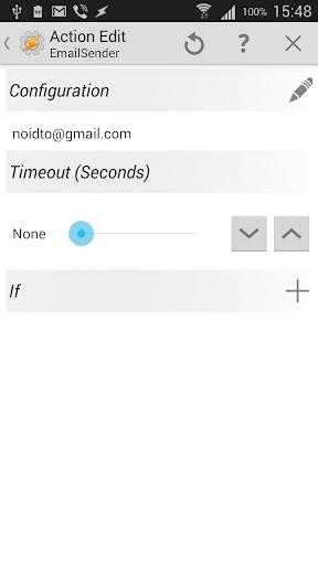 Email Send Tasker Plugin
