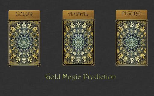Free Gold Magic Prediction