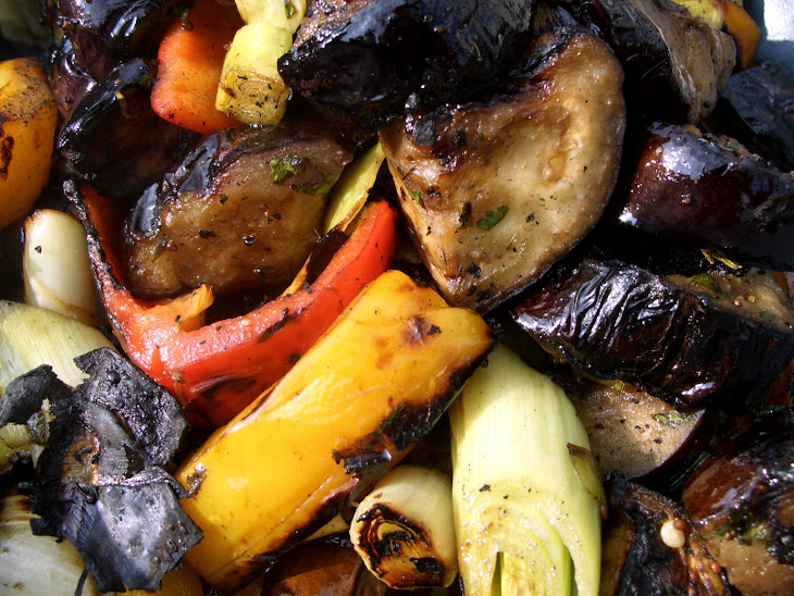Grilled Marinated Vegetables Recipe