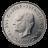 Singla slant (Coin toss) logo