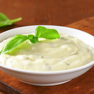 Creamy Homemade Ranch Dressing