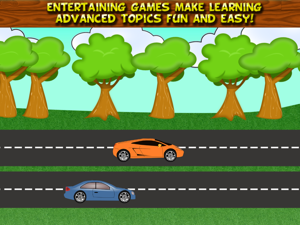 Second Grade Learning Games - screenshot