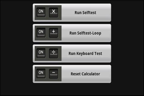 HC-11C Scientific Calculator - screenshot