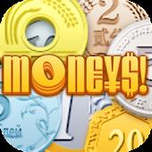MON€¥$! - Money Match Puzzle -
