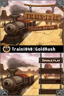 Train1848 Gold rush